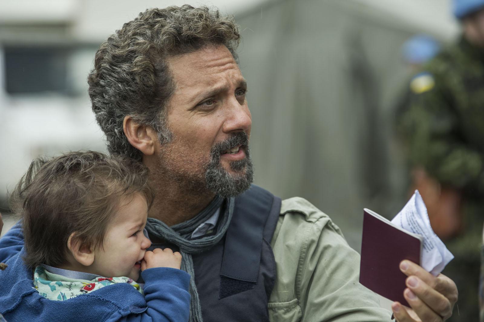 L'angelo di Sarajevo: Giuseppe Fiorello nella fiction