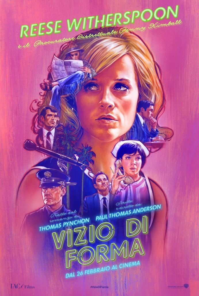 Vizio di forma: il character poster italiano di Reese Witherspoon