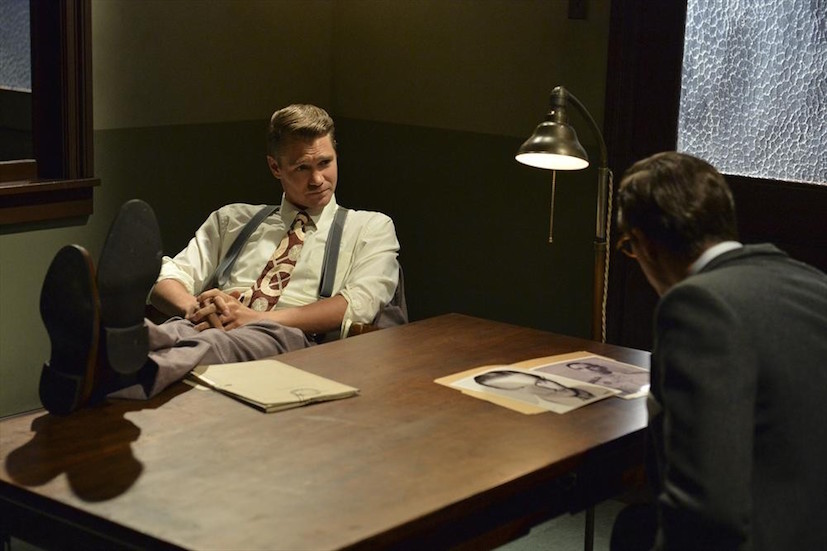 Agent Carter: Chad Michael Murray interpreta Jack Thompson in Time and Tide