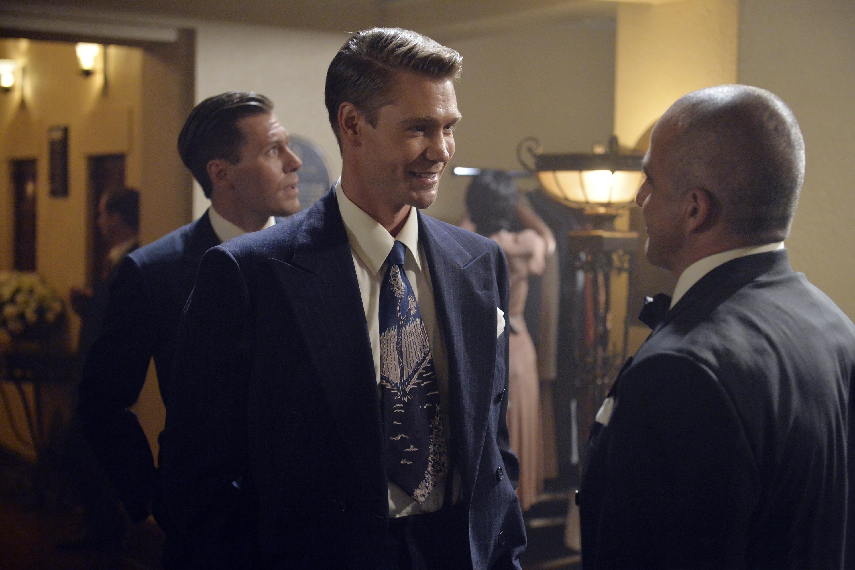 Agent Carter: Chad Michael Murray interpreta Jack Thompson