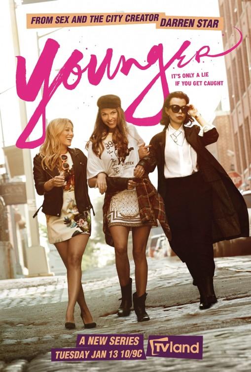 Younger: un manifesto per la serie