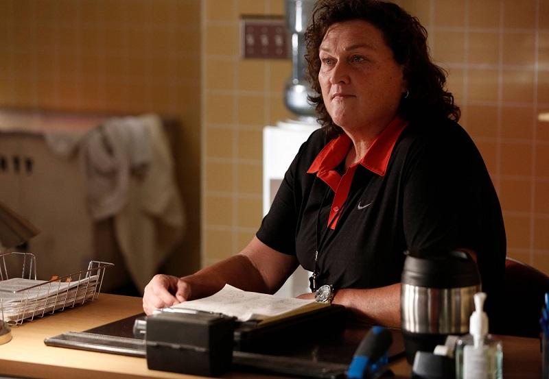 Glee: Dot Jones nell'episodio intitolato Jagged Little Tapestry