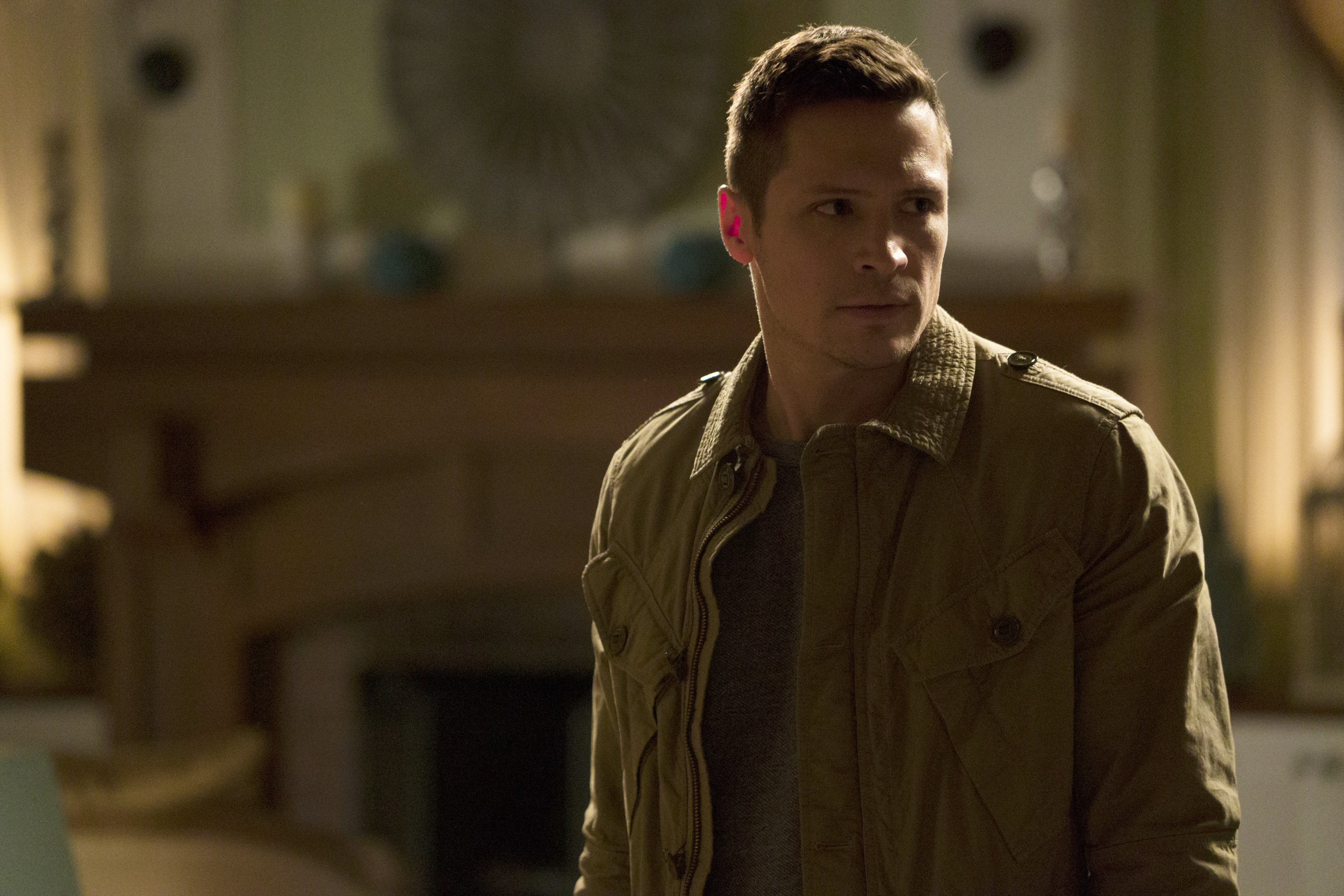 Revenge: l'attore Nick Wechsler interpreta Jack Porter in Abduction