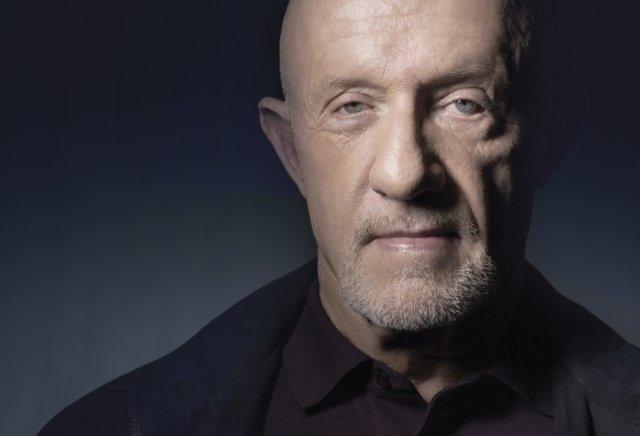 Better Call Saul: Jonathan Banks in una foto promozionale della serie