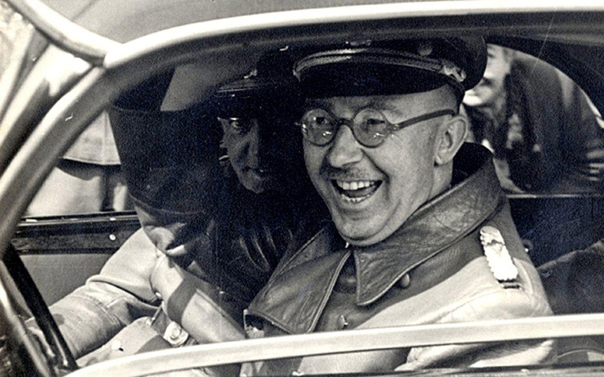 Una scena del documentario L'uomo per bene - Le lettere segrete di Heinrich Himmler
