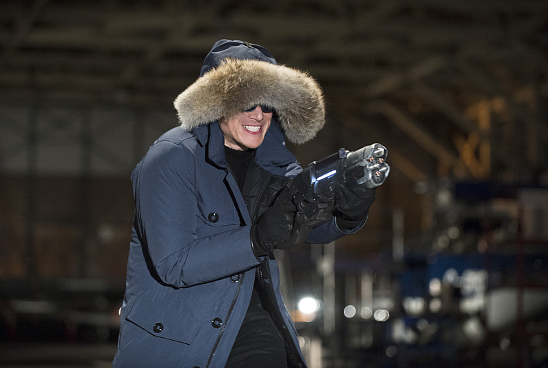 The Flash: Wentworth Miller interpreta Captain Cold in Revenge of the Rogues