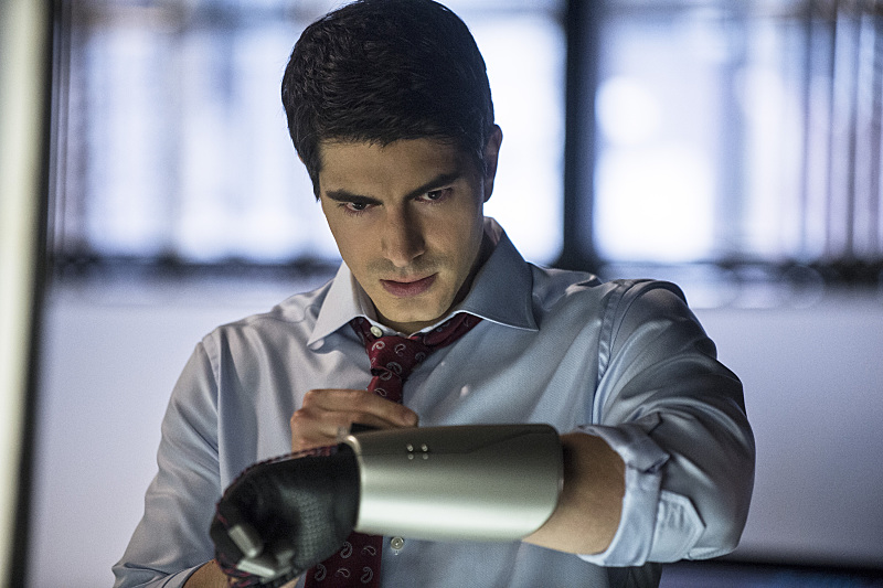 Arrow: l'attore Brandon Routh in Left Behind