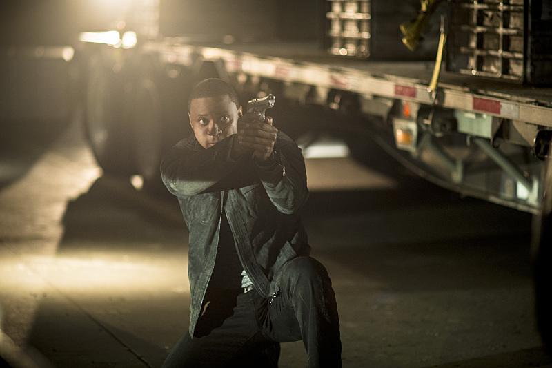 Arrow: l'attore David Ramsey nella puntata Left Behind
