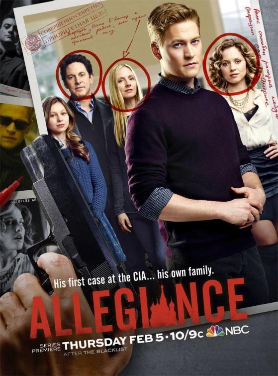 Allegiance: un manifesto per la serie