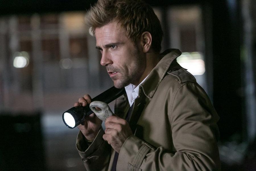 Constantine: l'attore Matt Ryan nell'episodio intitolato Quid pro Quo