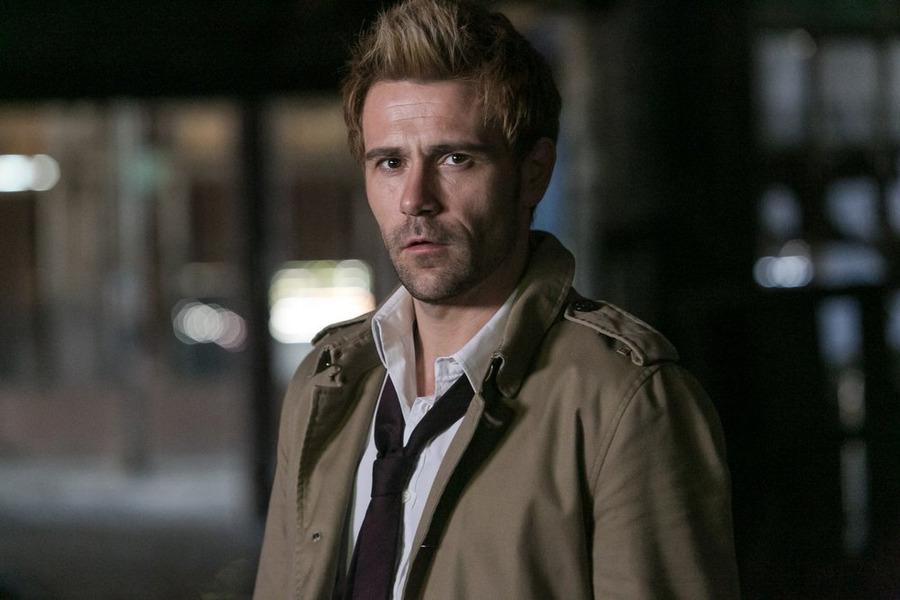 Constantine: il protagonista Matt Ryan nella puntata intitolata Quid pro Quo