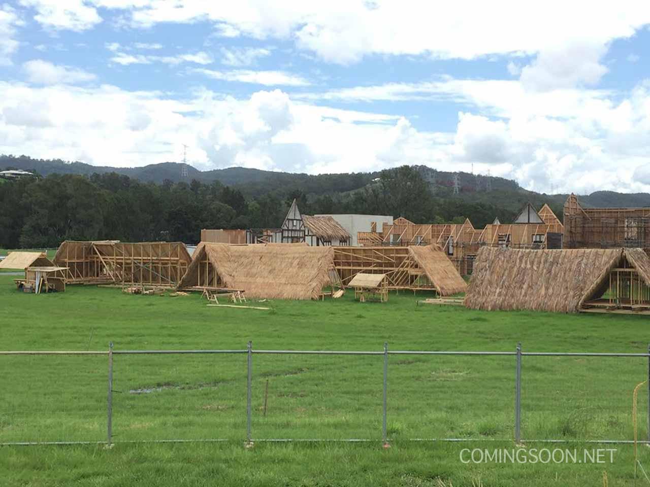 Pirati dei Caraibi 5: il set australiano in costruzione