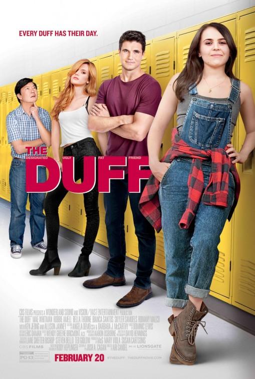 The Duff: ancora una nuova locandina originale