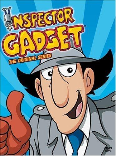 L'Ispettore Gadget: la locandina della serie