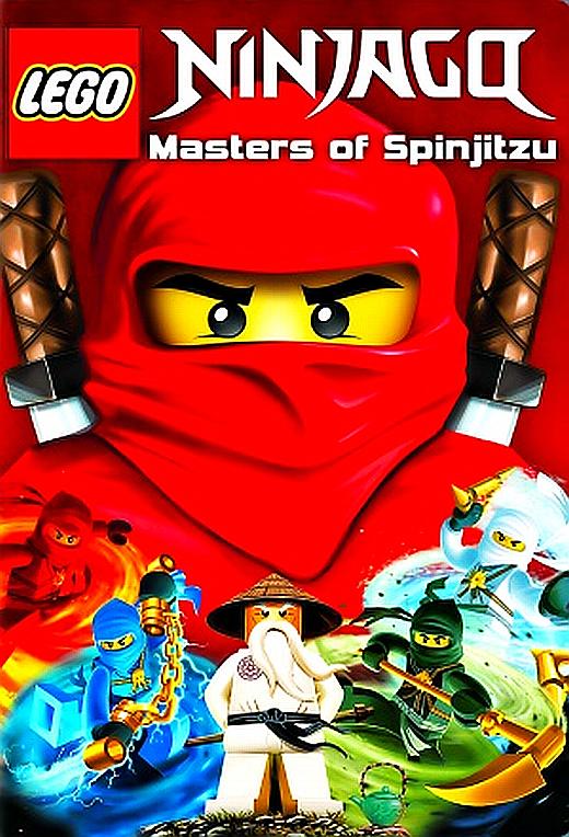 Ninjago: la locandina della serie