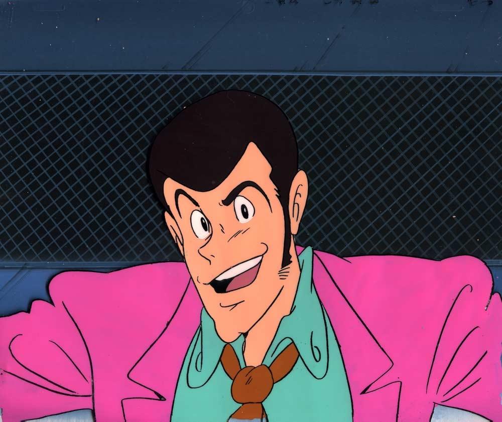 Lupin, l'incorreggibile Lupin: un'immagine tratta dall'anime