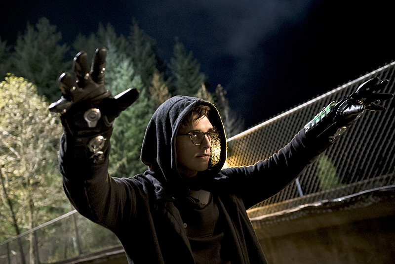 The Flash: l'attore Andy Mientus interpreta Hartley Rathaway in The Sound and the Fury
