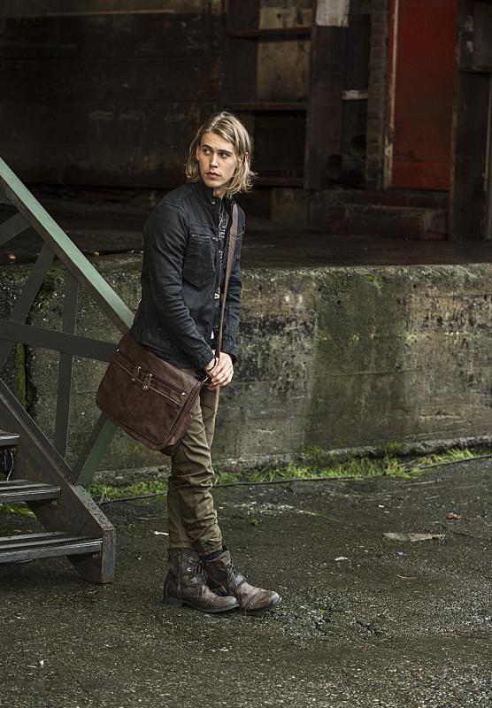 Arrow: l'attore Austin Butler nella puntata intitolata Midnight City