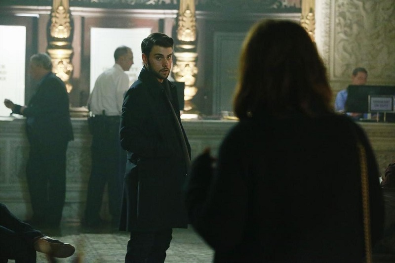 How To Get Away With Murder: Jack Falahee in una scena di Hello, Raskolnikov