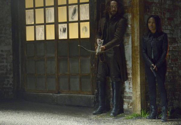 Sleepy Hollow: i protagonisti Tom Mison e Nicole Beharie in Kali Yuga
