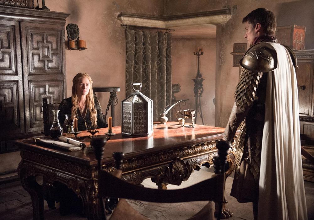 Il trono di spade: Lena Headey e Nikolaj Coster-Waldau interpretano Cersei e Jaime Lannister