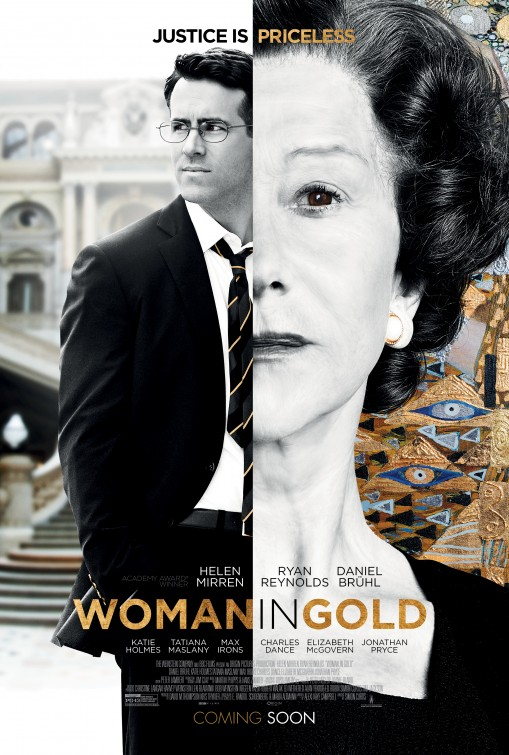 Locandina di The Woman in Gold