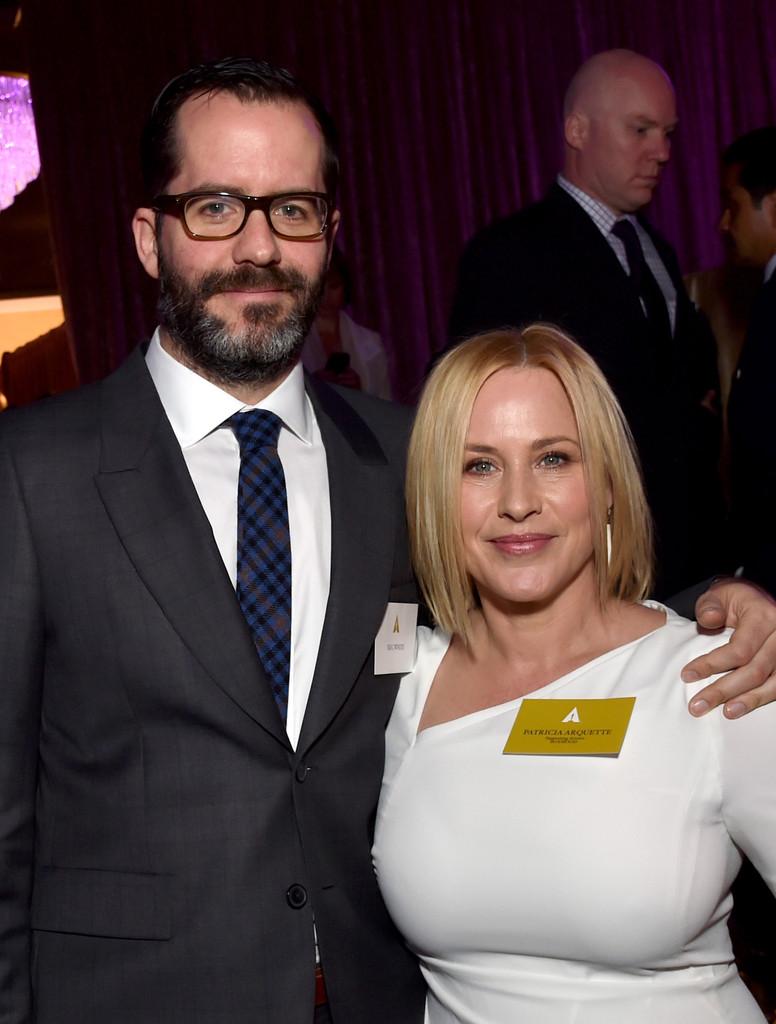 Oscar 2015 - Patricia Arquette ed Eric White Nominee Luncheon
