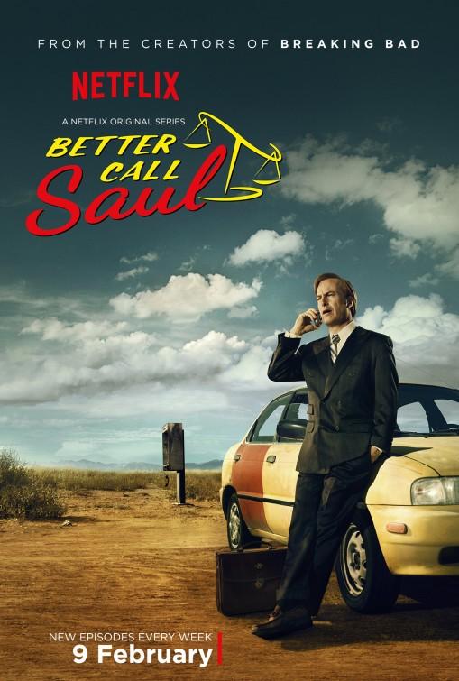 Better Call Saul: una locandina per la prima stagione