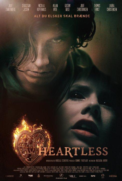 Heartless: la locandina della serie