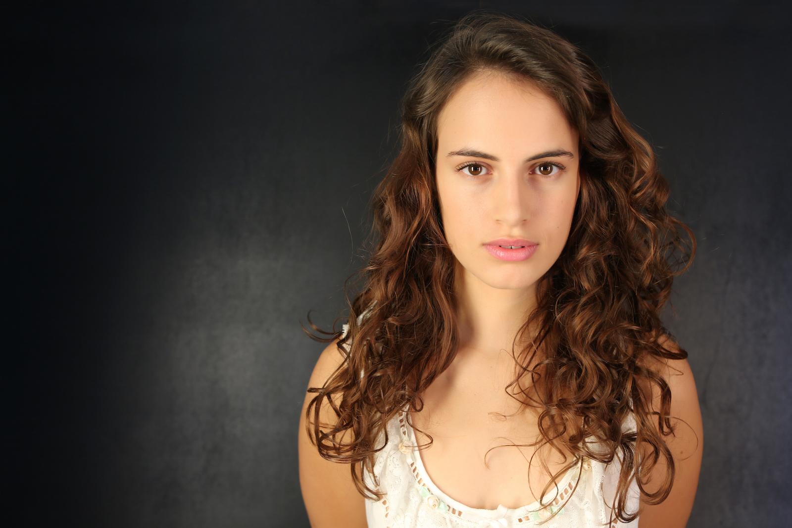 Braccialetti rossi 2: Angela Curri (Bea) in una foto promozionale