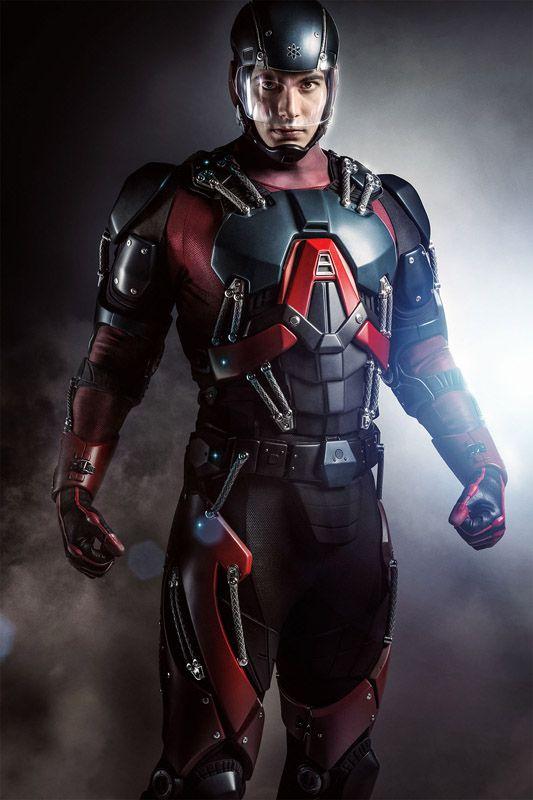 Brandon Routh è Atom nella terza stagione di Arrow