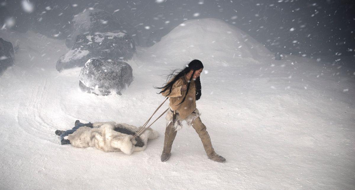 Nobody Wants the Night: Rinko Kikuchi in una scena del film