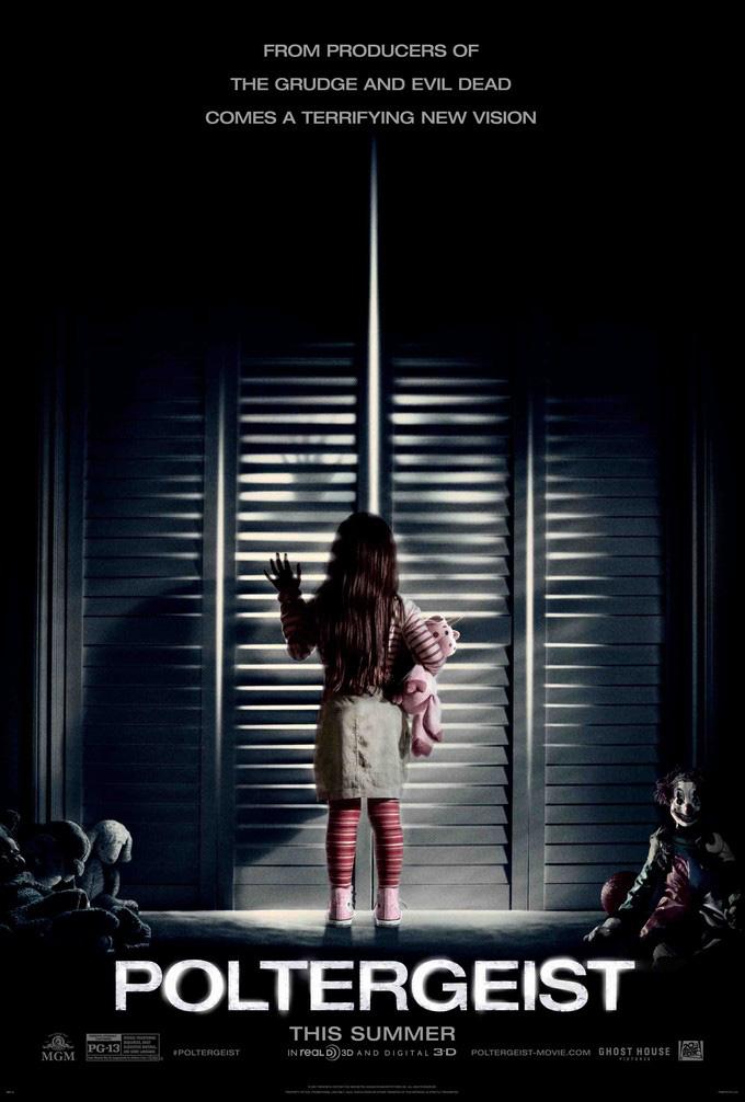 Poltergeist - il poster ufficiale del reboot