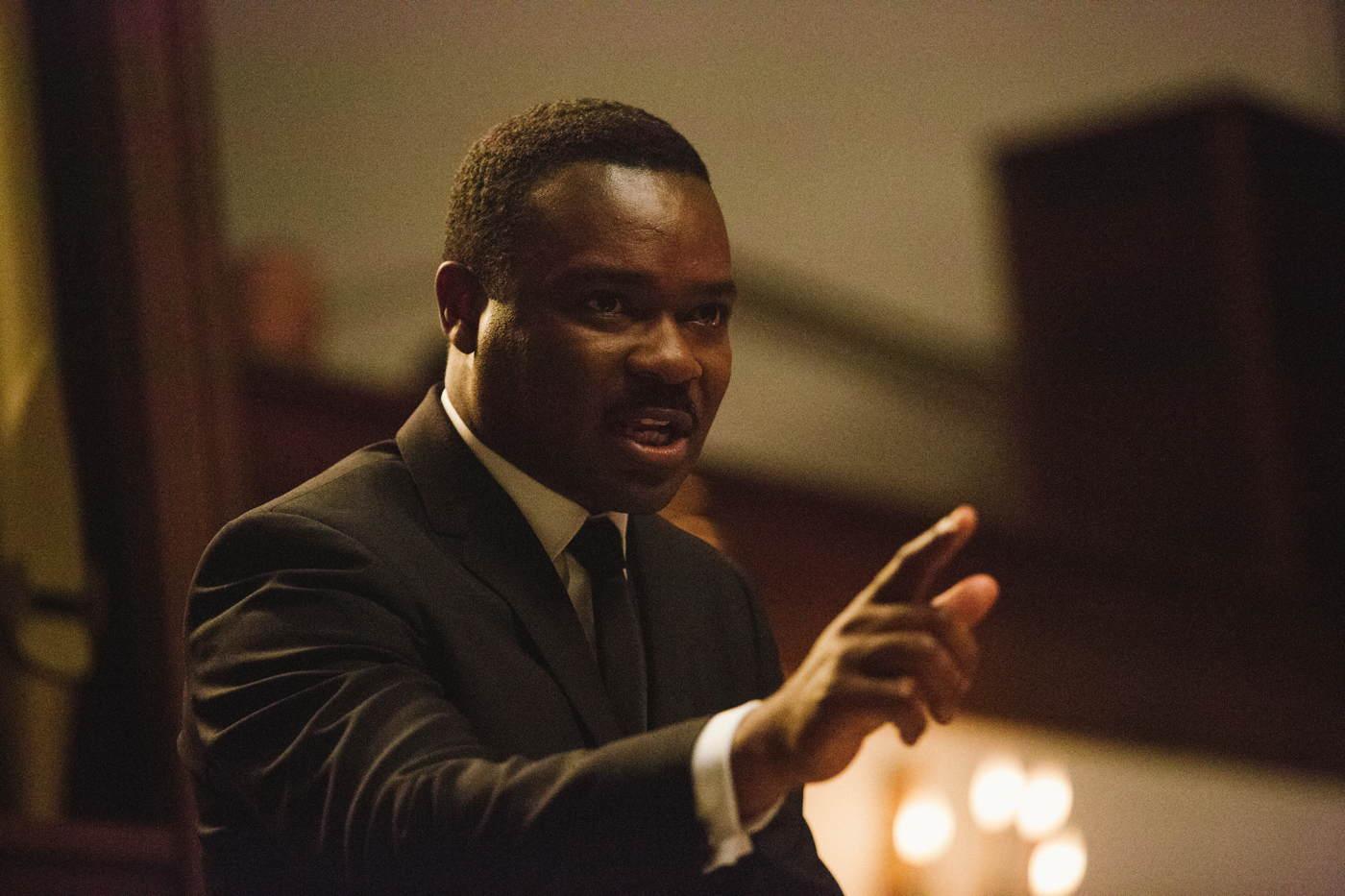 Selma - La strada per la libertà: David Oyelowo in una scena del film drammatico