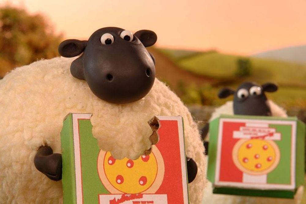 Shaun, Vita da Pecora - Il Film: un'immagine tratta dal film animato degli Aardman Studios