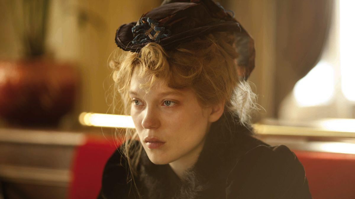 Diary of a Chambermaid: Léa Seydoux in un primo piano tratto dal film