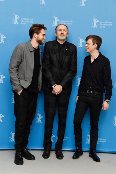Life: Dane Dehaan e Robert Pattinson con il regista Anton Corbijn