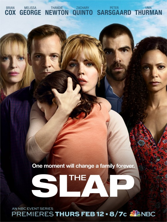 The Slap: il poster per la miniserie