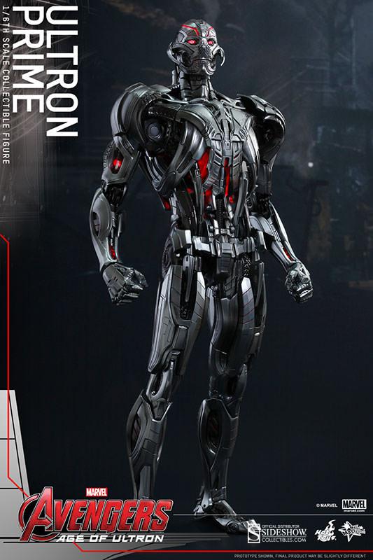 Avengers: Age of Ultron - l'action figure da collezione di Ultron