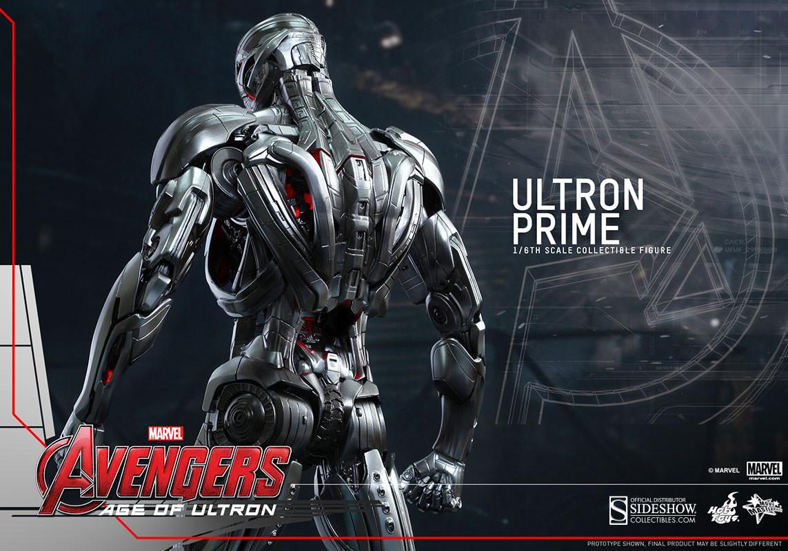 Avengers: Age of Ultron - l'action figure di Ultron