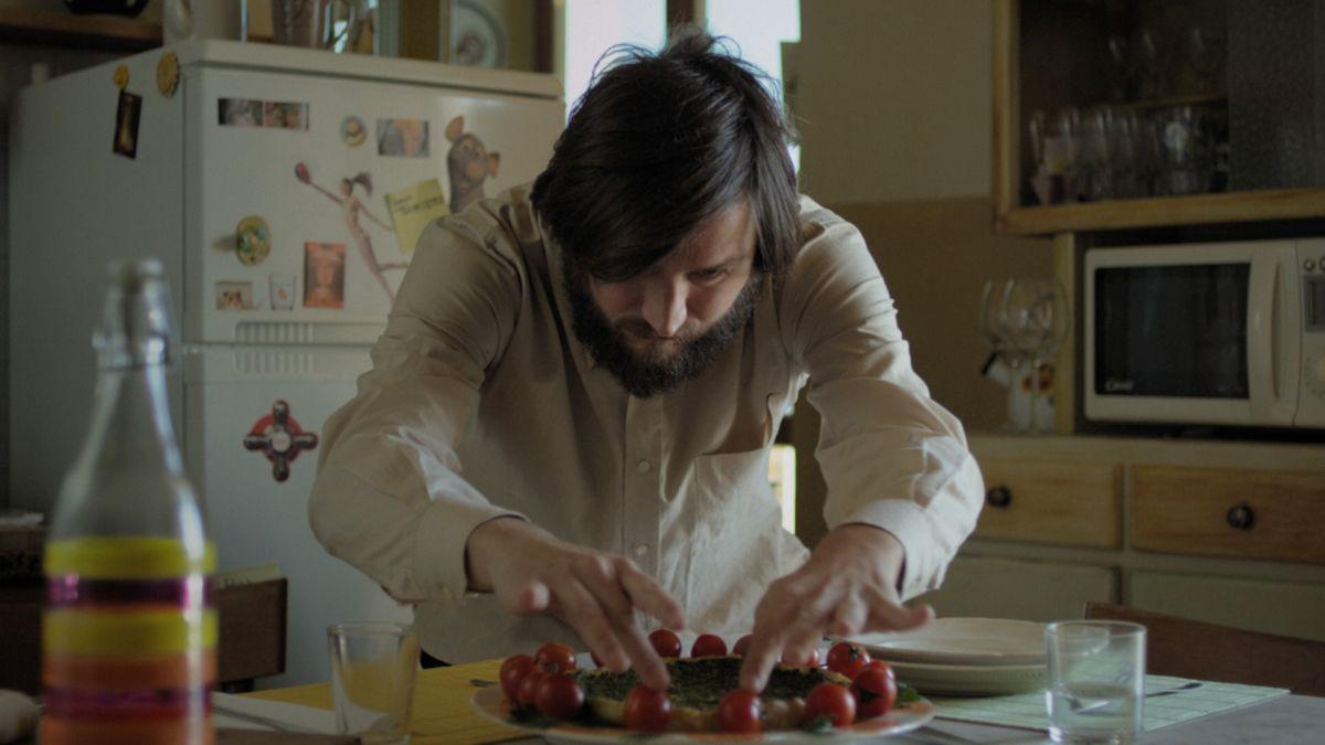 The Repairman: Daniele Savoca nel ruolo di Scanio in un momento del film