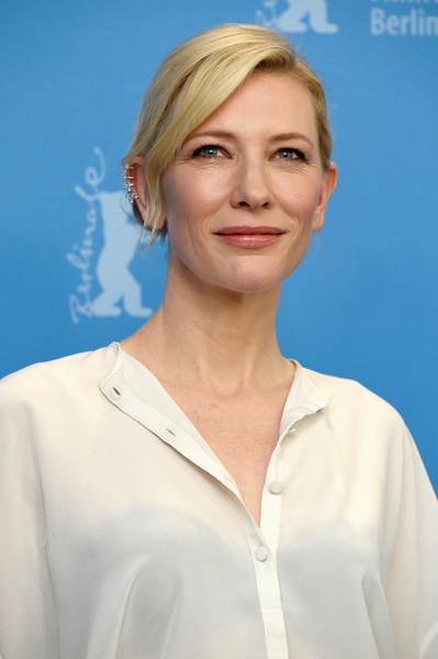 Cenerentola: un bel primo piano di Cate Blanchett