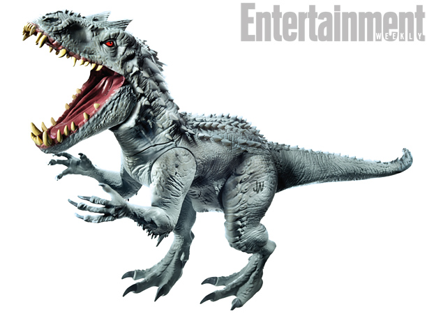 Jurassic World - dalla Toy Fair di NY i giocattoli del film