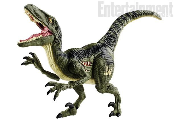 Jurassic World - dalla Toy Fair di NY i giocattoli del film!
