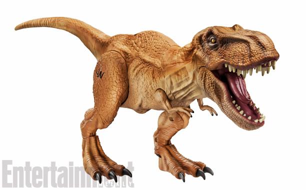 Jurassic World - dal Toy Fair di NY i giocattoli del film