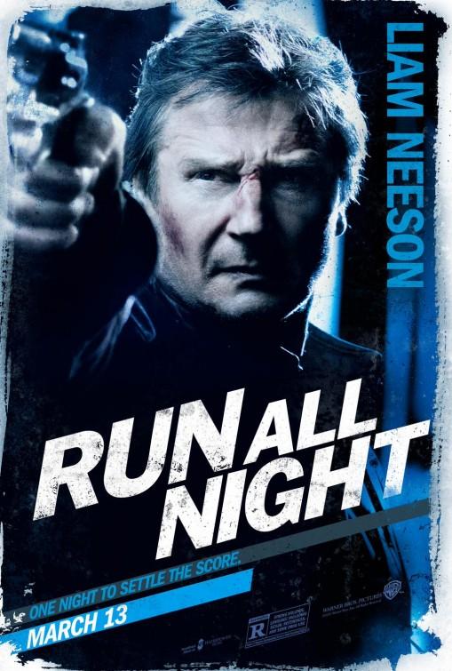 Run All Night: il character poster di Liam Neeson