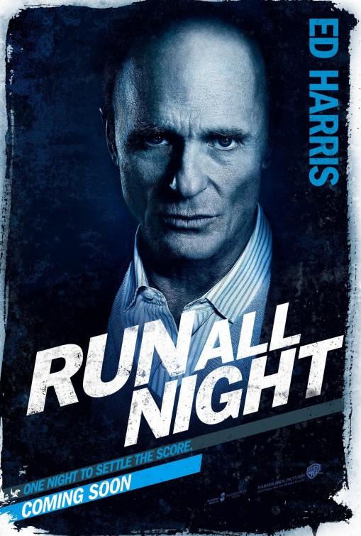 Run All Night: il character poster di Ed Harris