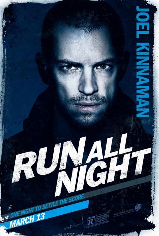 Run All Night: il character poster di Joel Kinnaman