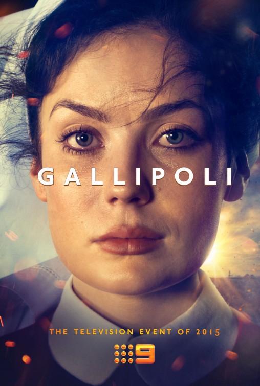 Gallipoli: un manifesto per la serie