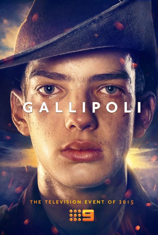 Gallipoli: un'immagine promozionale per la mini-serie